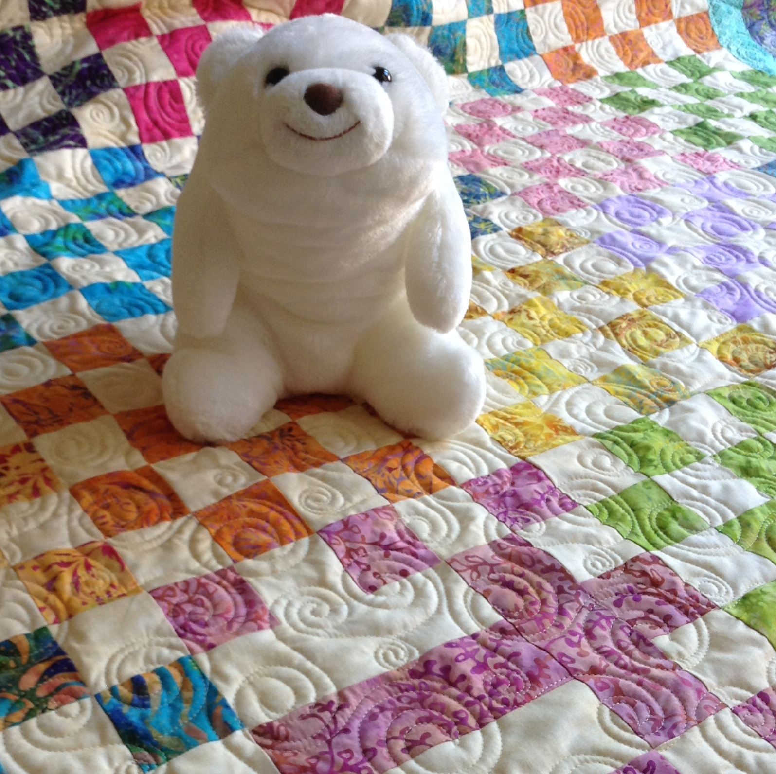 Friendship Quilt - Bear Approved